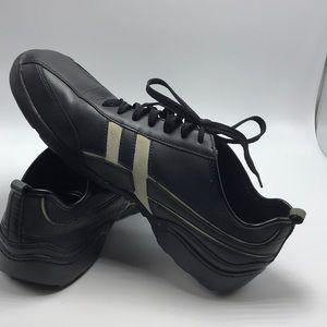 Steve Madden Stryker 11 Black Lace Up Shoe